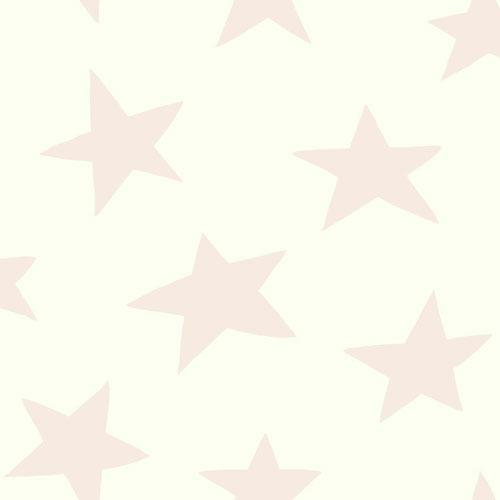 Young At Heart Starlight Pink Wallpaper