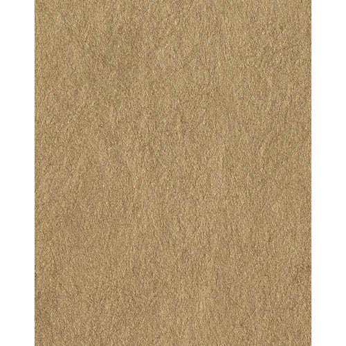 Sculptured Surfaces II Gold and Brown Caspano Wallpaper: Sample Swatch Only