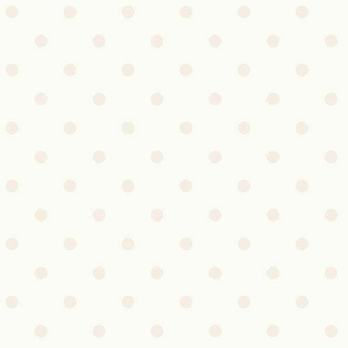 Dots on Dots Pink and White Removable Wallpaper- SAMPLE SWATCH ONLY