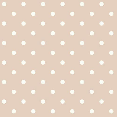 Magnolia Home Dots on Dots White and Pink Removable Wallpaper- SAMPLE SWATCH ONLY