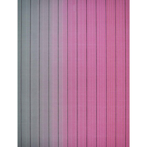 York Wallcoverings Missoni Home Vetical Stripe Pink Wallpaper - SAMPLE SWATCH ONLY
