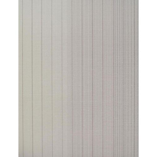 Missoni Home Vertical Stripe Beige Wallpaper - SAMPLE SWATCH ONLY
