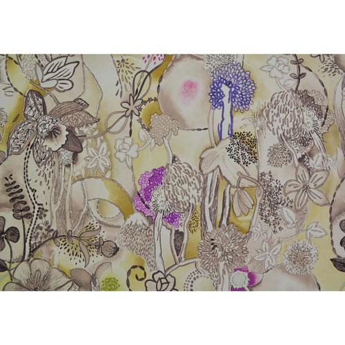 Missoni Home Dreamland Wheat Wallpaper Mural