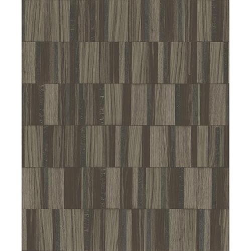 Mixed Materials Driftwood Wood Veneer Wallpaper