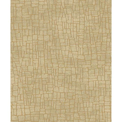 York Wallcoverings Mixed Metals Butler Stone Wallpaper- Sample Swatch Only