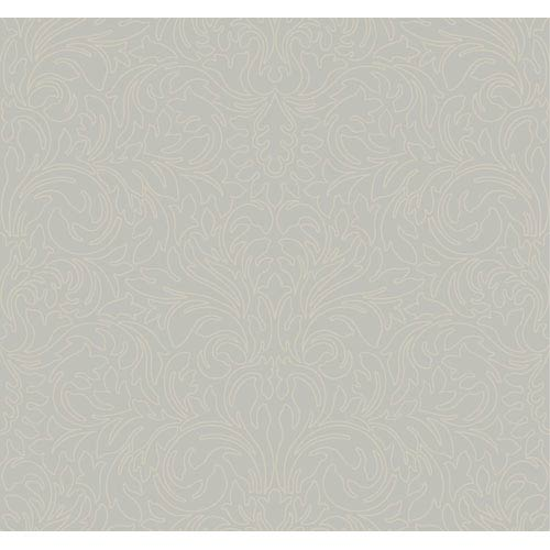 York Wallcoverings Candice Olson Inspired Elements Muse Wallpaper: Sample Swatch Only