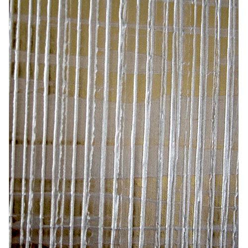 York Wallcoverings Candice Olson Inspired Elements Gossamer Wallpaper: Sample Swatch Only