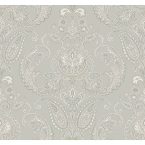 Candice Olson Inspired Elements Tasara Wallpaper: Sample Swatch Only