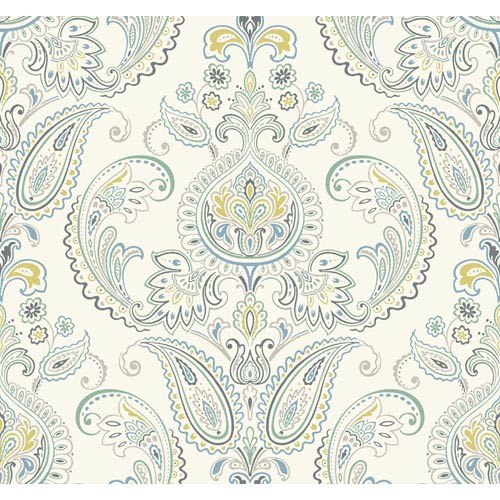 York Wallcoverings Candice Olson Inspired Elements Tasara Wallpaper