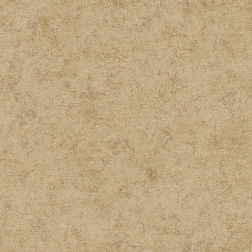 York Wallcoverings Nantucket Mottled Gold and Gold Sheen Texture with Crackle Wallpaper: Sample Swatch Only