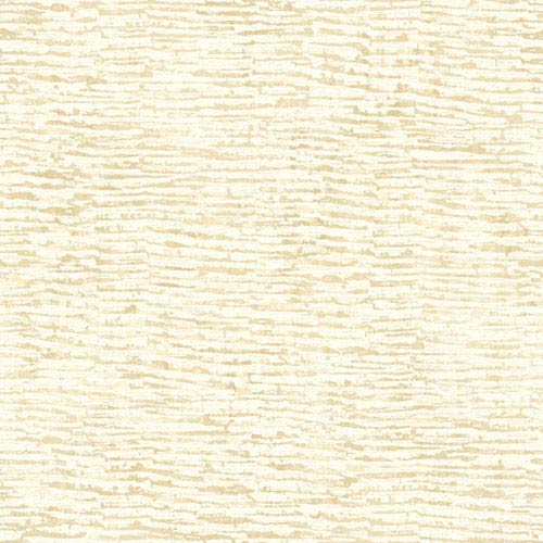 Cloud Nine Encaustic Beige and Brown Removable Wallpaper