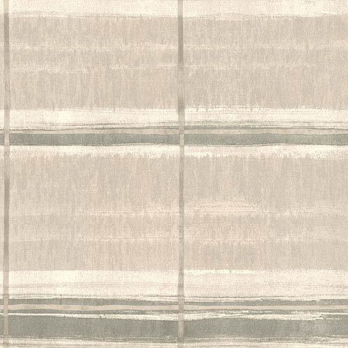 York Wallcoverings Cloud Nine Window Shopping Black Removable Wallpaper-SAMPLE SWATCH ONLY