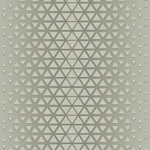 Candice Olson Journey Silver Rhythmic Wallpaper