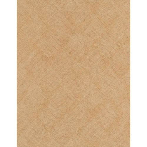 York Wallcoverings Weathered Finishes Cream Burlap Wallpaper: Sample Swatch Only