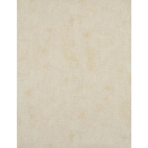 York Wallcoverings Weathered Finishes Tan Stacked Stone Wallpaper: Sample Swatch Only