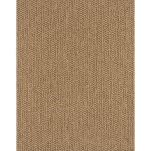 York Wallcoverings Weathered Finishes Straw Weave Wallpaper: Sample Swatch Only