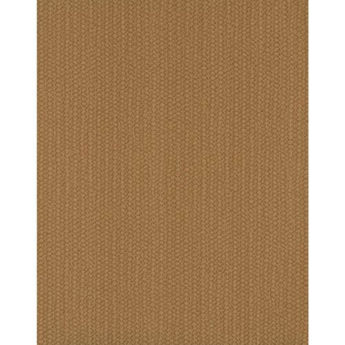 York Wallcoverings Weathered Finishes Brown Weave Wallpaper: Sample Swatch Only