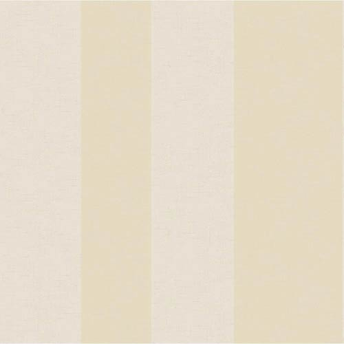 York Wallcoverings Hyde Park Hazy Sunshine and Beige Wallpaper: Sample Swatch Only