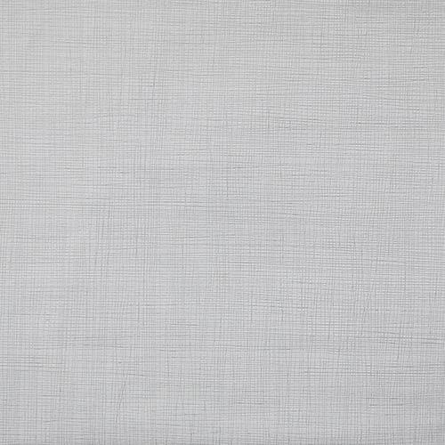 Crosshatch Paintable  White Wallpaper