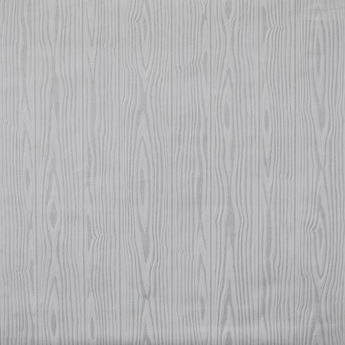 Wood Grain Paintable White Wallpaper