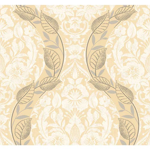 Legacy Dreamest Yellow Wallpaper-SAMPLE SWATCH ONLY