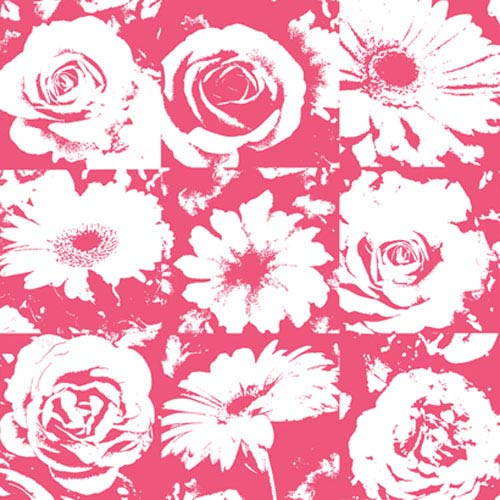 Risky Business II Petal Pusher Wallpaper: Sample Swatch Only