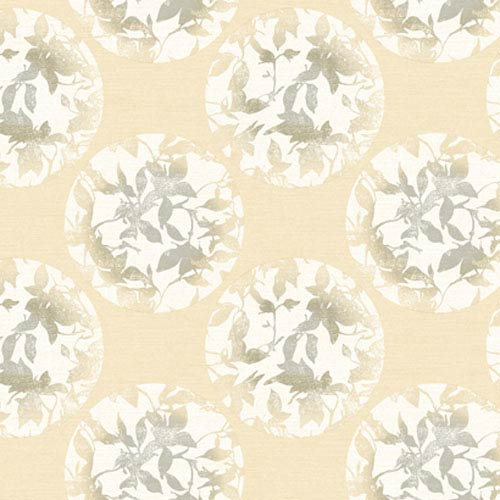 York Wallcoverings Risky Business II Earthbound Wallpaper: Sample Swatch Only