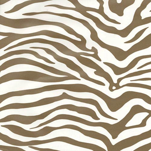York Wallcoverings Risky Business II Animal Magnetism Wallpaper: Sample Swatch Only