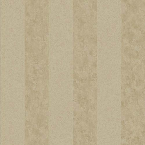 York Wallcoverings Vintage Patina Light Taupe Wallpaper: Sample Swatch Only