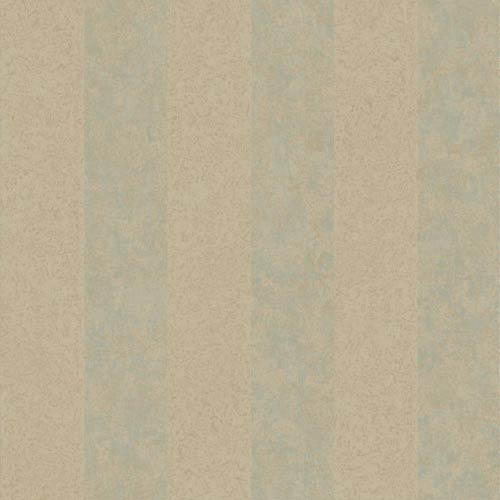 York Wallcoverings Vintage Patina Parchment, Manila Tan and Storm Cloud Grey Wallpaper: Sample Swatch Only