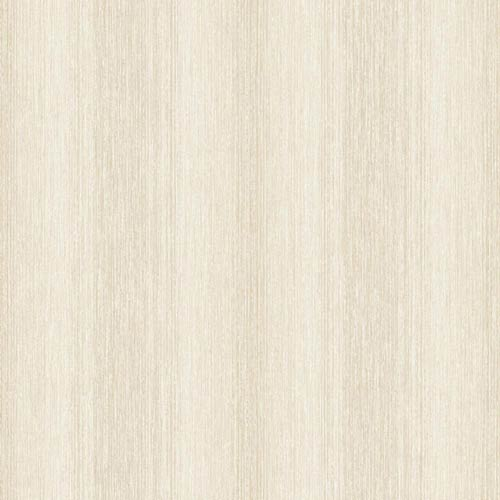 York Wallcoverings Vintage Patina Cream and Beige Wallpaper: Sample Swatch Only