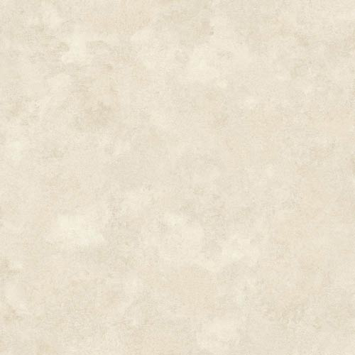 York Wallcoverings Vintage Patina Alabaster White Beige Wallpaper: Sample Swatch Only