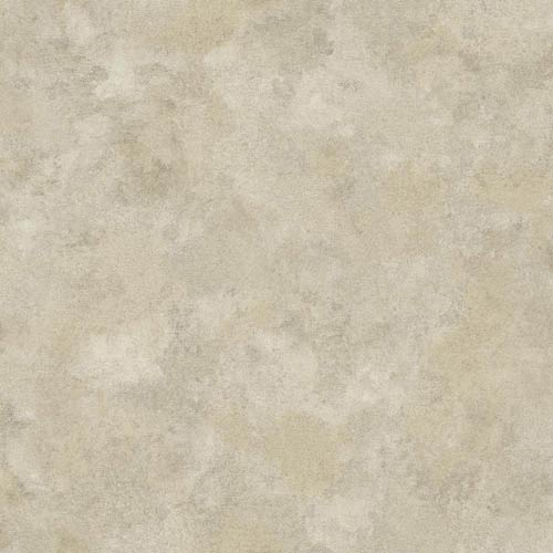 York Wallcoverings Vintage Patina River Rock Grey and Tan Wallpaper: Sample Swatch Only
