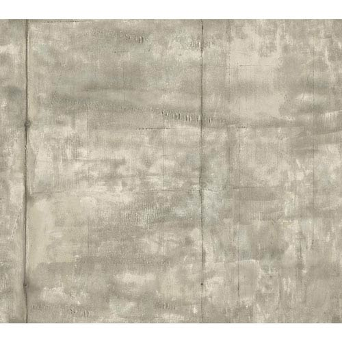 York Wallcoverings Urban Chic Pound The Pavement Wallpaper: Sample Swatch Only