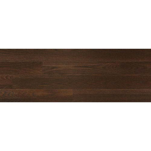 Umber Brown Peel and Stick Wall Planks