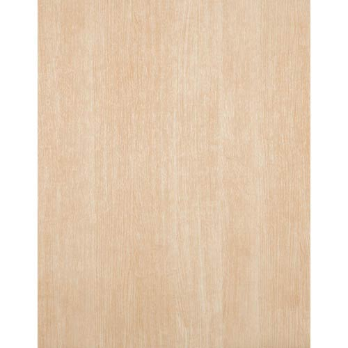 York Wallcoverings Modern Rustic Peanut Tan, Cream and Lines of Brown Wallpaper: Sample Swatch Only