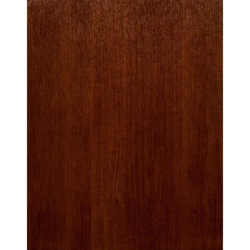 York Wallcoverings Modern Rustic Cherry Wood Brown and Dark Brown Lines Wallpaper