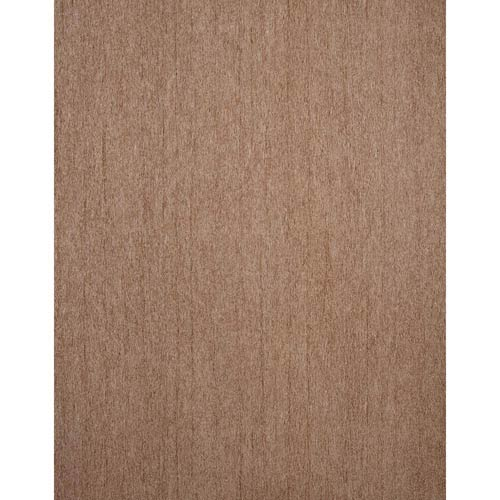 York Wallcoverings Modern Rustic Hot Chocolate Brown Wallpaper: Sample Swatch Only
