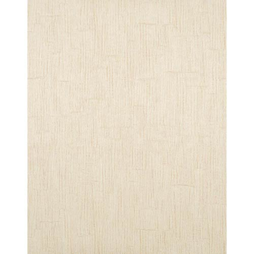 York Wallcoverings Modern Rustic Champagne Gold, Cream and Tan Wallpaper: Sample Swatch Only