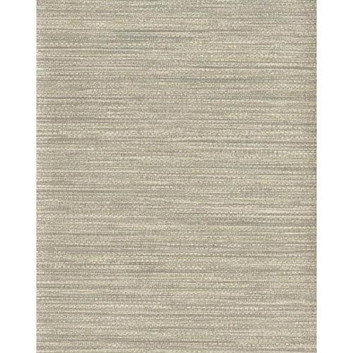 York Wallcoverings Atelier Gray Wallpaper