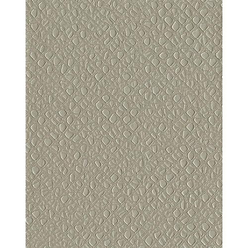 Ronald Redding Industrial Interiors II Silver Texture Wallpaper
