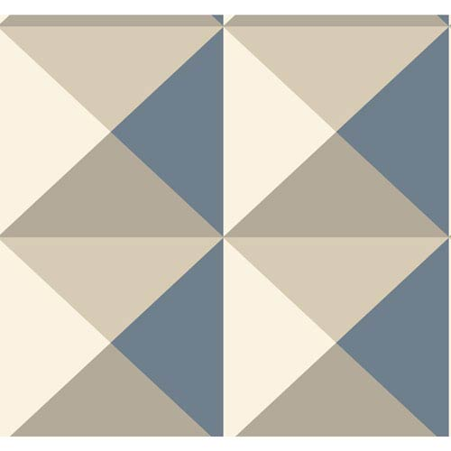 Risky Business 2 Origami Removable Wallpaper- Sample Swatch Only