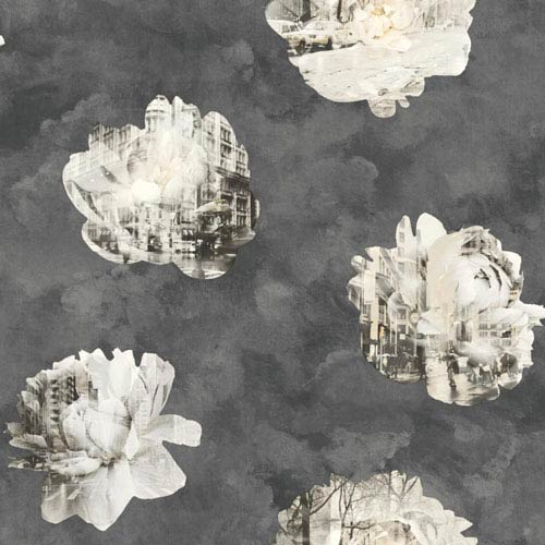 York Wallcoverings Risky Business 2 Double Exposure Removable Wallpaper