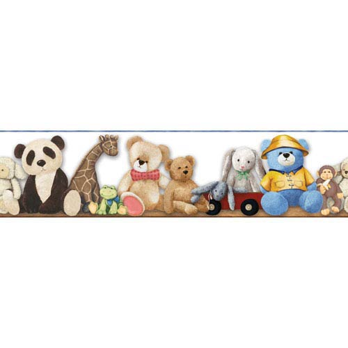 Brothers and Sisters V My Favorite Teddy Border