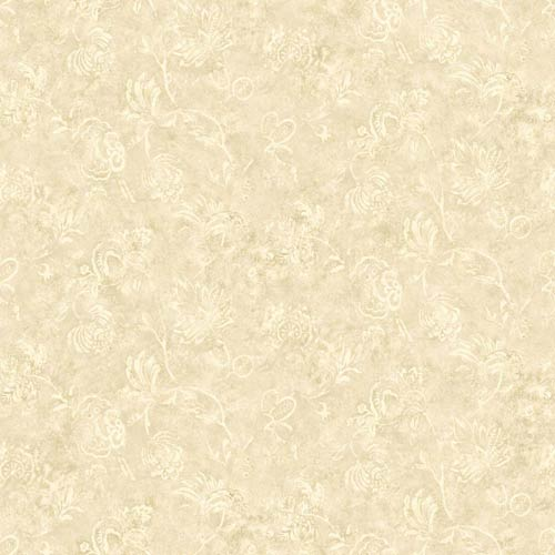 York Wallcoverings Inspired by Color Oyster, Light Taupe, Grey and Beige Wallpaper