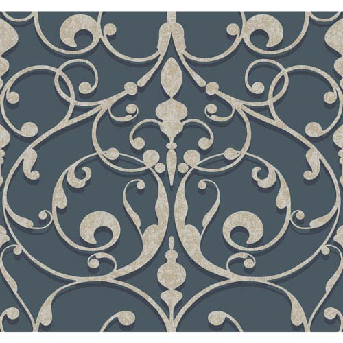Candice Olsen Dream On Contessa Wallpaper:Sample Swatch Only