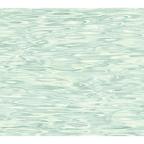Candice Olson Tranquil Light Blue Still Water Wallpaper - SAMPLE SWATCH ONLY