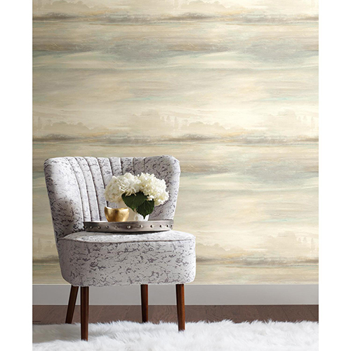 Candice Olson Blue Living Rooms: York Wallcoverings Candice Olson Tranquil Light Blue