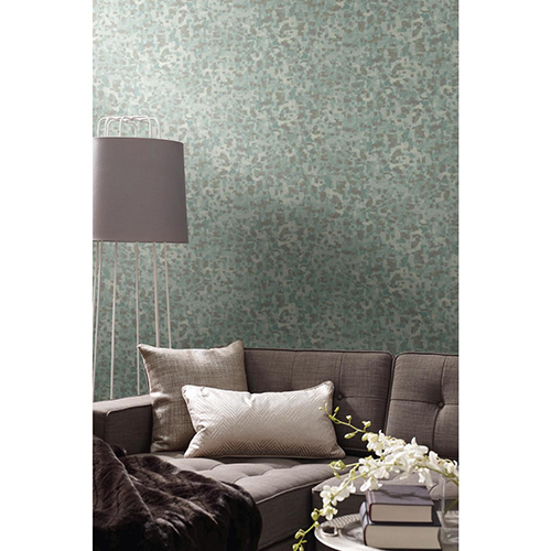 Candice Olson Blue Living Rooms: York Wallcoverings Candice Olson Tranquil Spa Blue