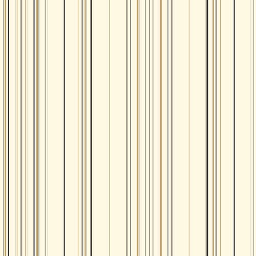 York Wallcoverings Waverly Stripes Harmony Stripe Wallpaper